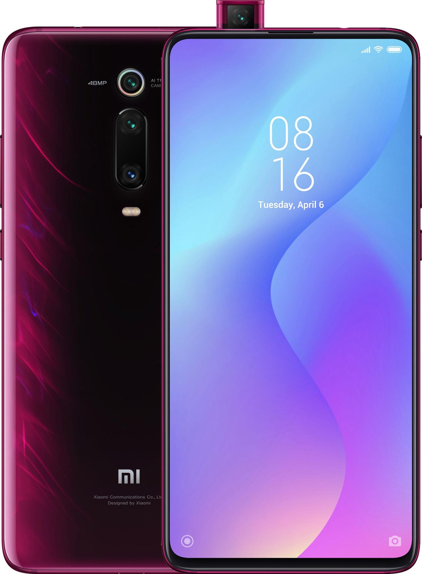 Купить Смартфон Xiaomi Mi 9T 6/128 Gb (красный) в Москве, быстрая доставка, низкие цены