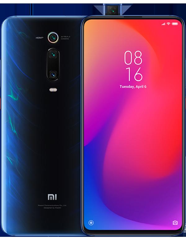 Купить Смартфон Xiaomi Mi 9T Pro 6/128 Gb (синий) в Москве, быстрая доставка, низкие цены
